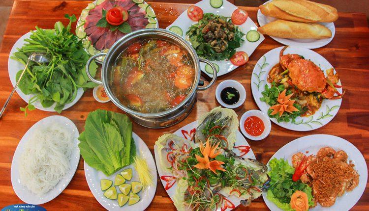 Thuong Thuc Hai San Ngon Re Bac Nhat Da Thanh Tai Nha Hang Bien Rang 05