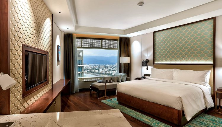Executive Room Khach San Hilton Danang Fantasticity 5