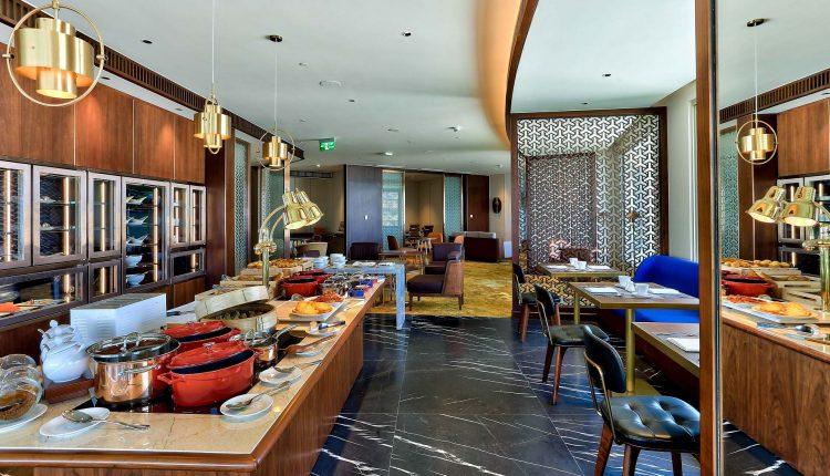 Executive Lounge Khach San Hilton Danang Fantasticity 3