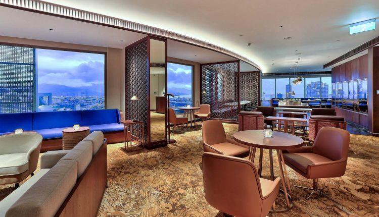 Executive Lounge Khach San Hilton Danang Fantasticity
