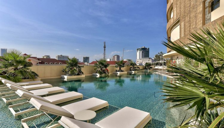 Hoi Boi Ngoai Troi Khach San Hilton Danang Fantasticity