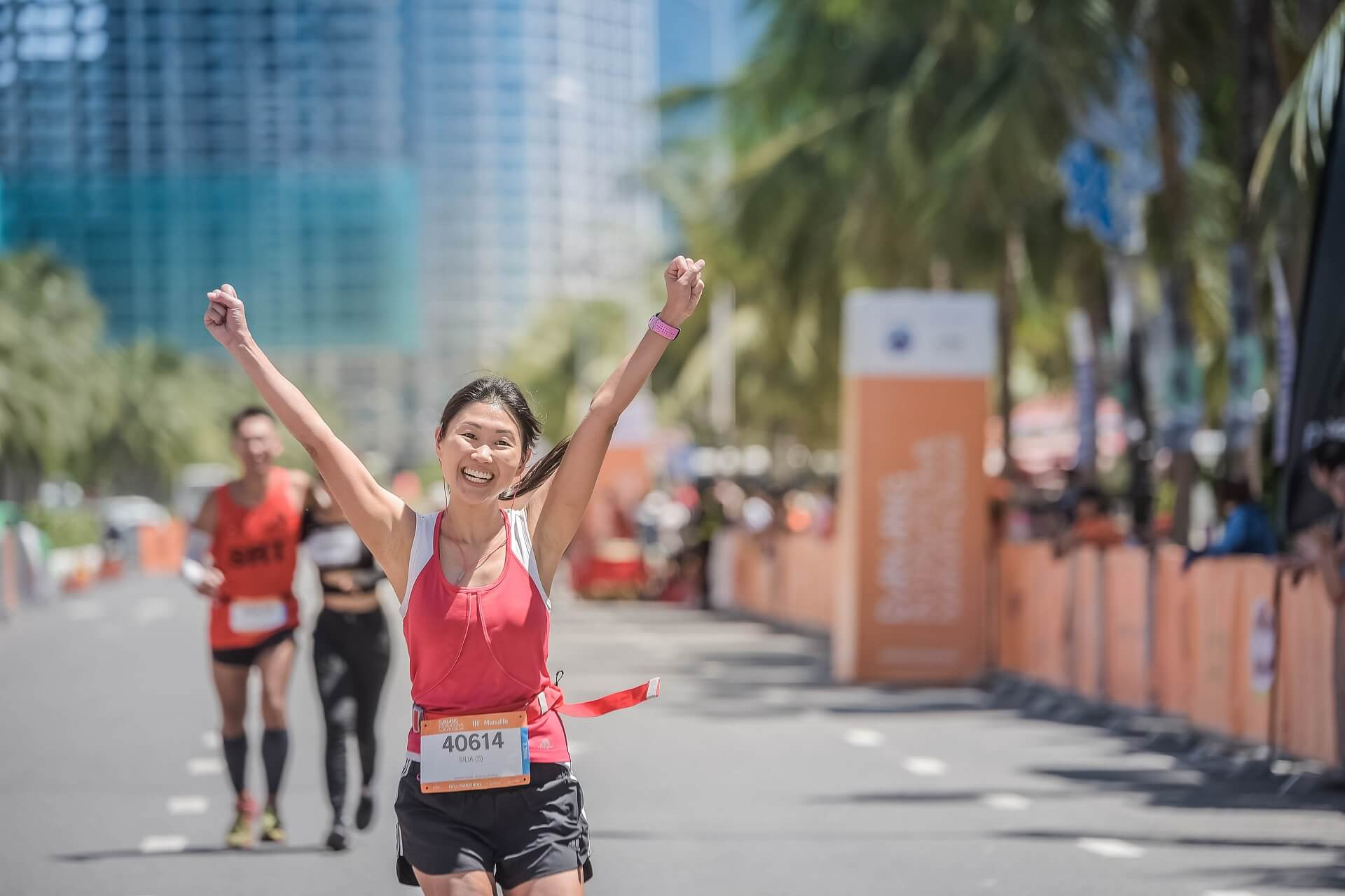 7th Manulife Danang International Marathon Vietnamese Athlete To Win Championship And Two New Records Set 02