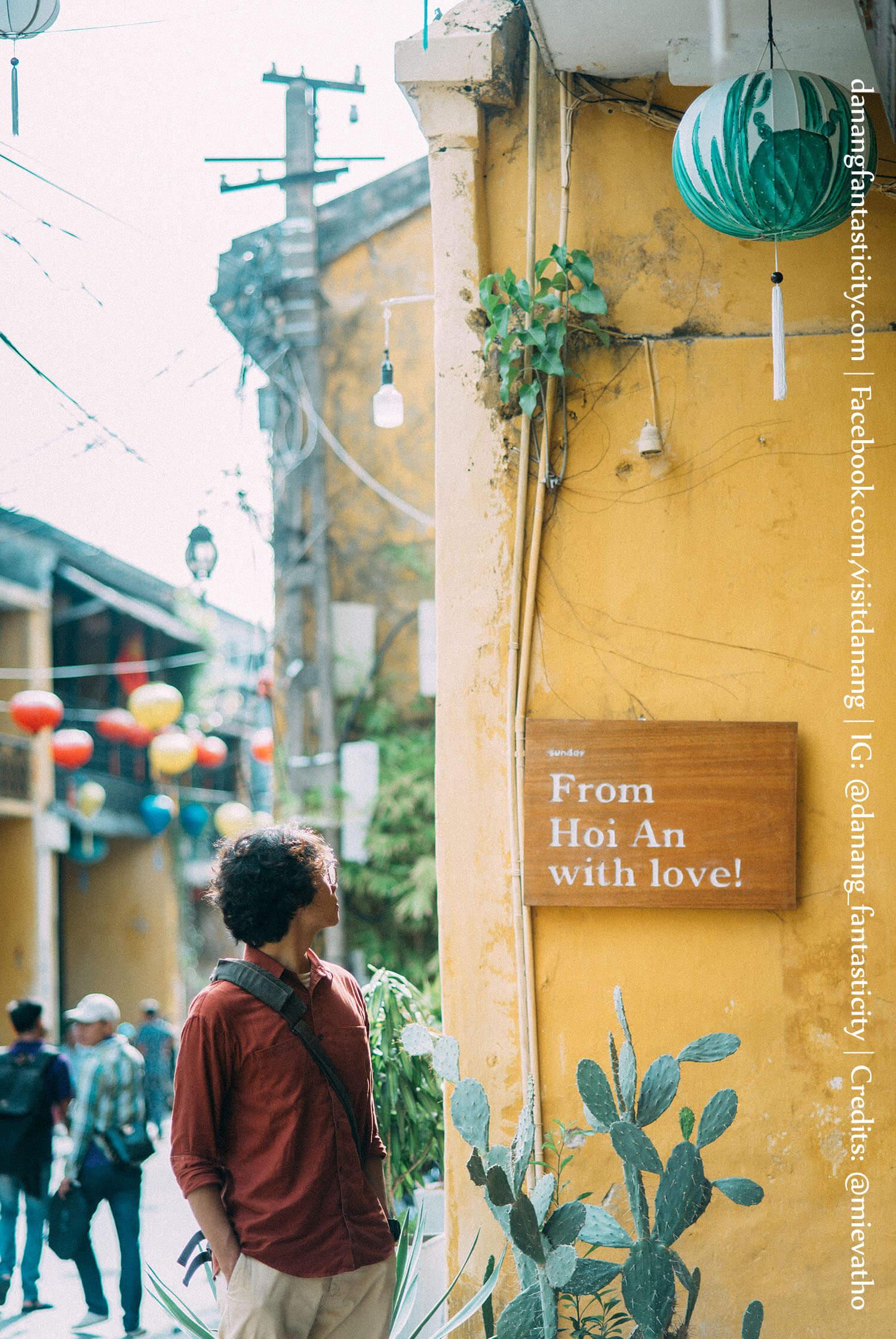 Da Nang Hoi An Anh Cho Minh Tren Chiec Xe Giac Mo Mievatho Danang Fantasticity Com 020