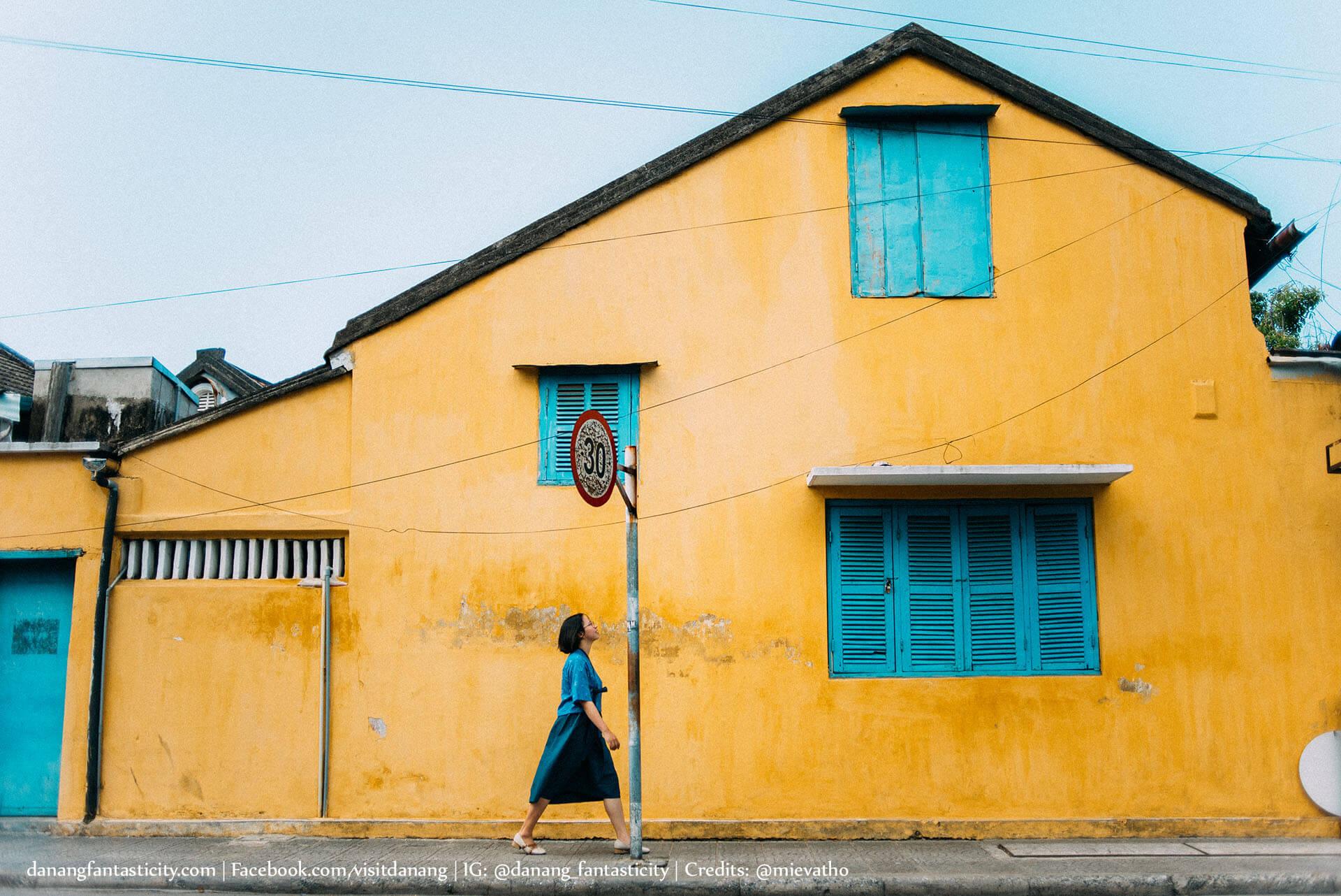 Da Nang Hoi An Anh Cho Minh Tren Chiec Xe Giac Mo Mievatho Danang Fantasticity Com 09