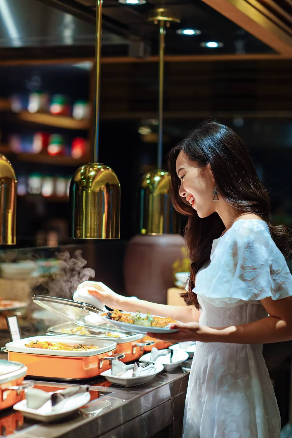 The Most Delicious Seafood Buffet In Danang Brasserie Nam At Hilton Da Nang 015