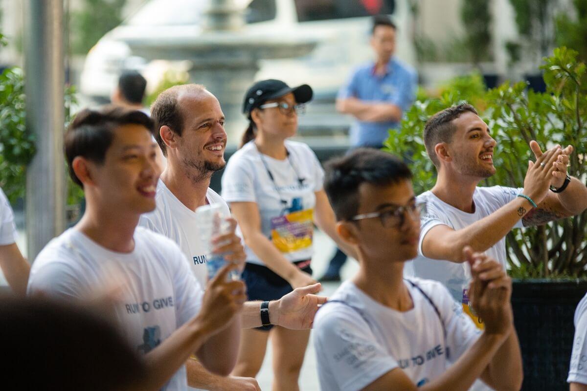 Run To Give 2019 Da Nang Thu Hut Gan 300 Nguoi Tham Gia Va Quyen Gop 13000 Cho Tre Em Viet 04