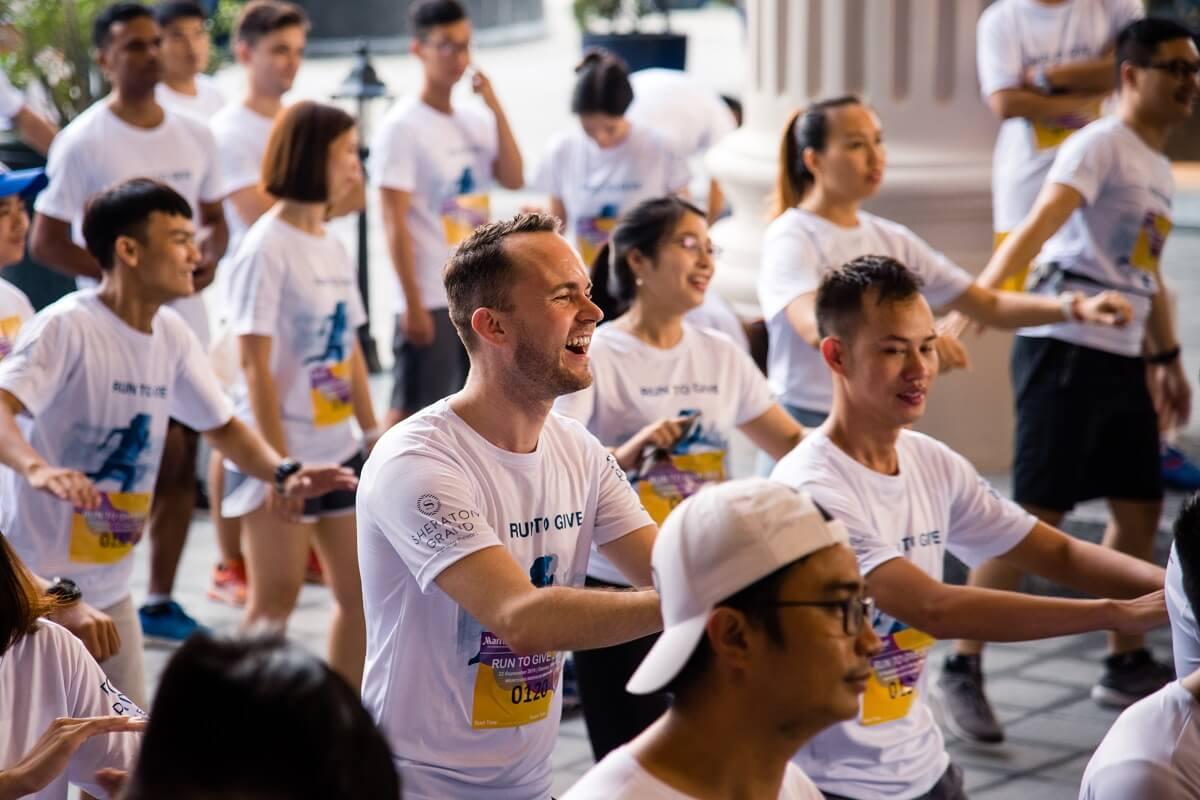 Run To Give 2019 Da Nang Thu Hut Gan 300 Nguoi Tham Gia Va Quyen Gop 13000 Cho Tre Em Viet 06