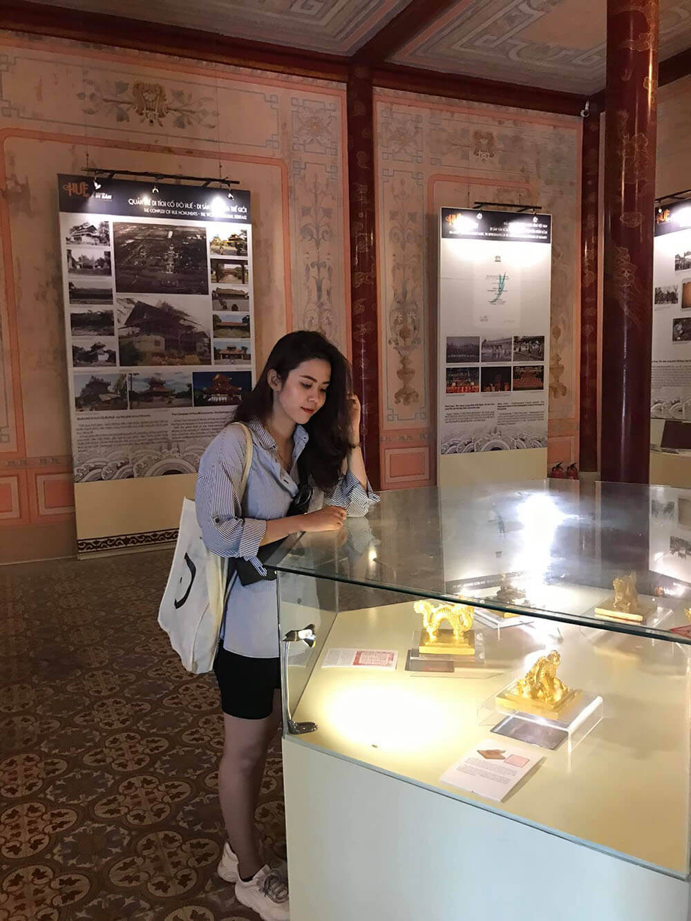 Quan The Di Tich Hoan Cung Hue Dai Noi Hue Review Hue Da Nang Hoi An Ninh Binh 7n7d Chi Voi 8 Trieu Tin Duoc Khong 05