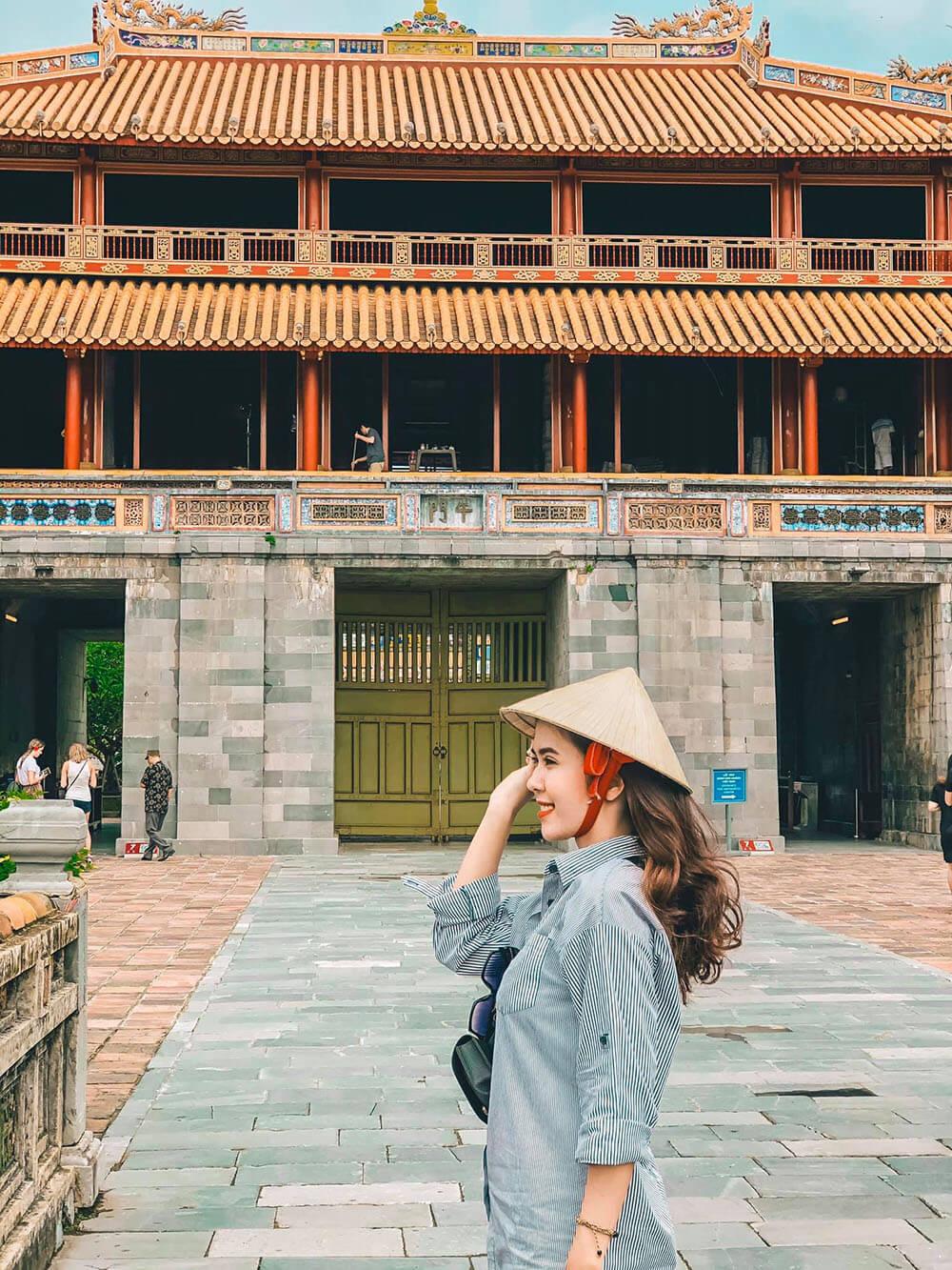 Quan The Di Tich Hoan Cung Hue Dai Noi Hue Review Hue Da Nang Hoi An Ninh Binh 7n7d Chi Voi 8 Trieu Tin Duoc Khong