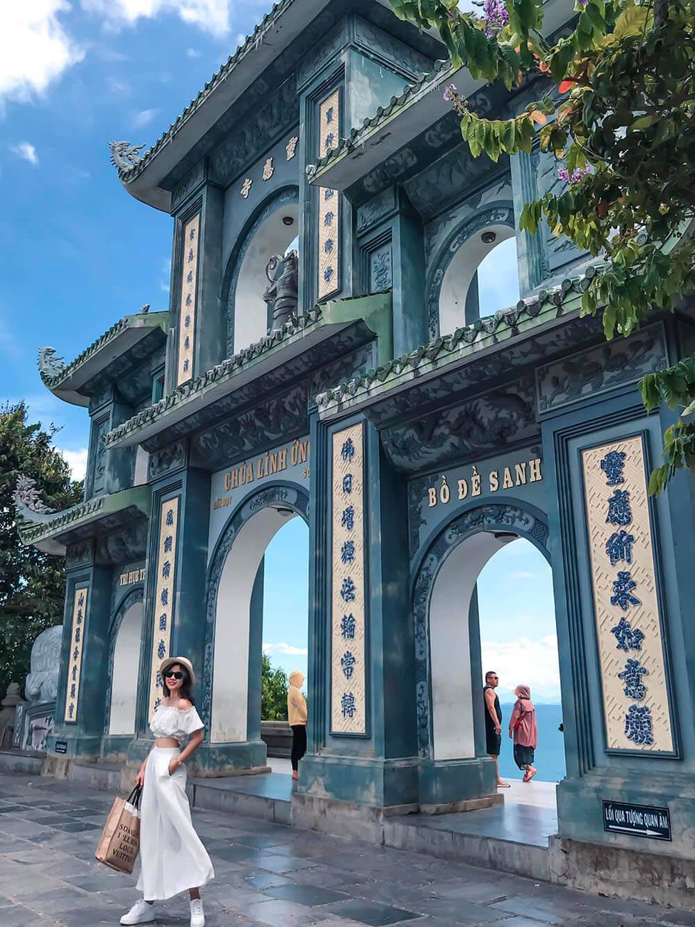 Chua Linh Ung Son Tra Danang Review Chuyen Du Lich Hoi An Da Nang Chanh Sa 3n2d 01