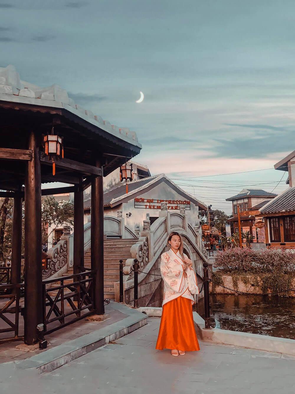Cong Vien An Tuong Hoi An Show Dien Ky Uc Hoi An Review Kinh Nghiem Kham Pha Hoi An Chi Trong 1 Ngay Danang Fantasticity Com 010