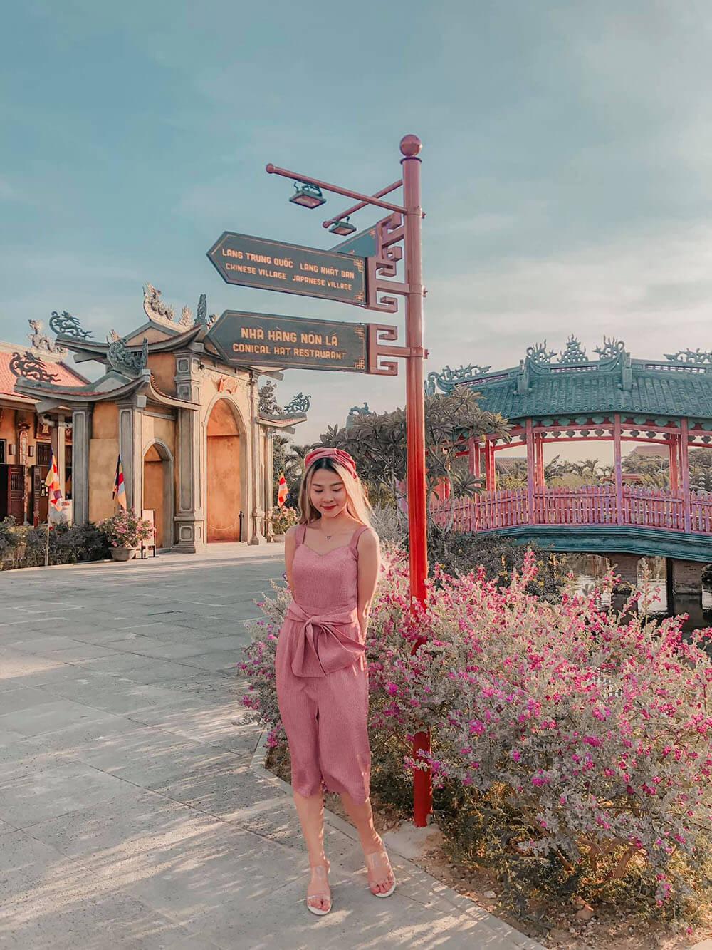 Cong Vien An Tuong Hoi An Show Dien Ky Uc Hoi An Review Kinh Nghiem Kham Pha Hoi An Chi Trong 1 Ngay Danang Fantasticity Com 06