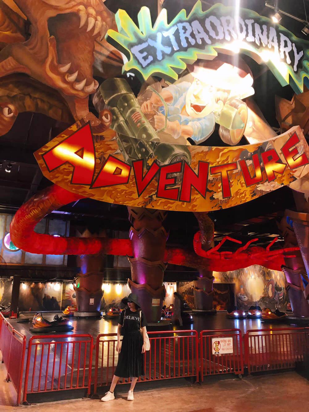 Cong Vien Fantasy Park Review Hue Da Nang Hoi An Ninh Binh 7n7d Chi Voi 8 Trieu Tin Duoc Khong