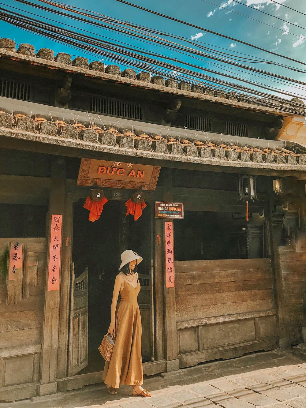 Review Kinh Nghiem Du Lich Da Nang Cho Gia Dinh Co Con Nho Pho Co Hoi An