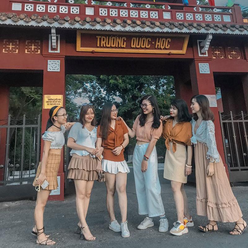 Truong Quoc Hoc Hue Di Hue Da Nang Hoi An 4n5d Chi Voi 3 Trieu Tin Duoc Khong