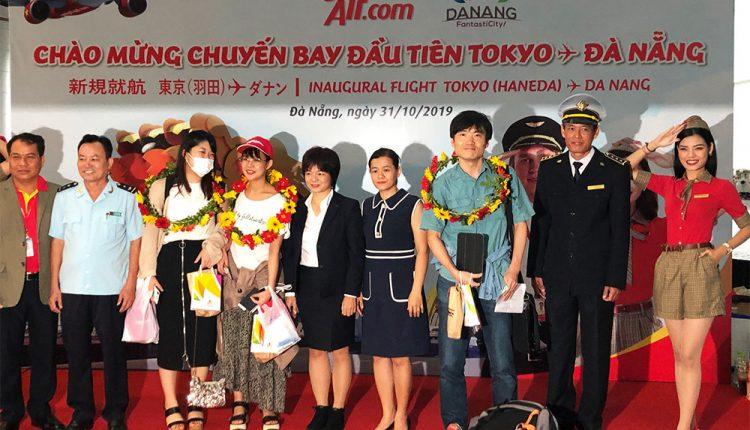 Vietjet Khai Truong Duong Bay Thang Dau Tien Den San Bay Trung Tam Haneda Cua Tokyo 04