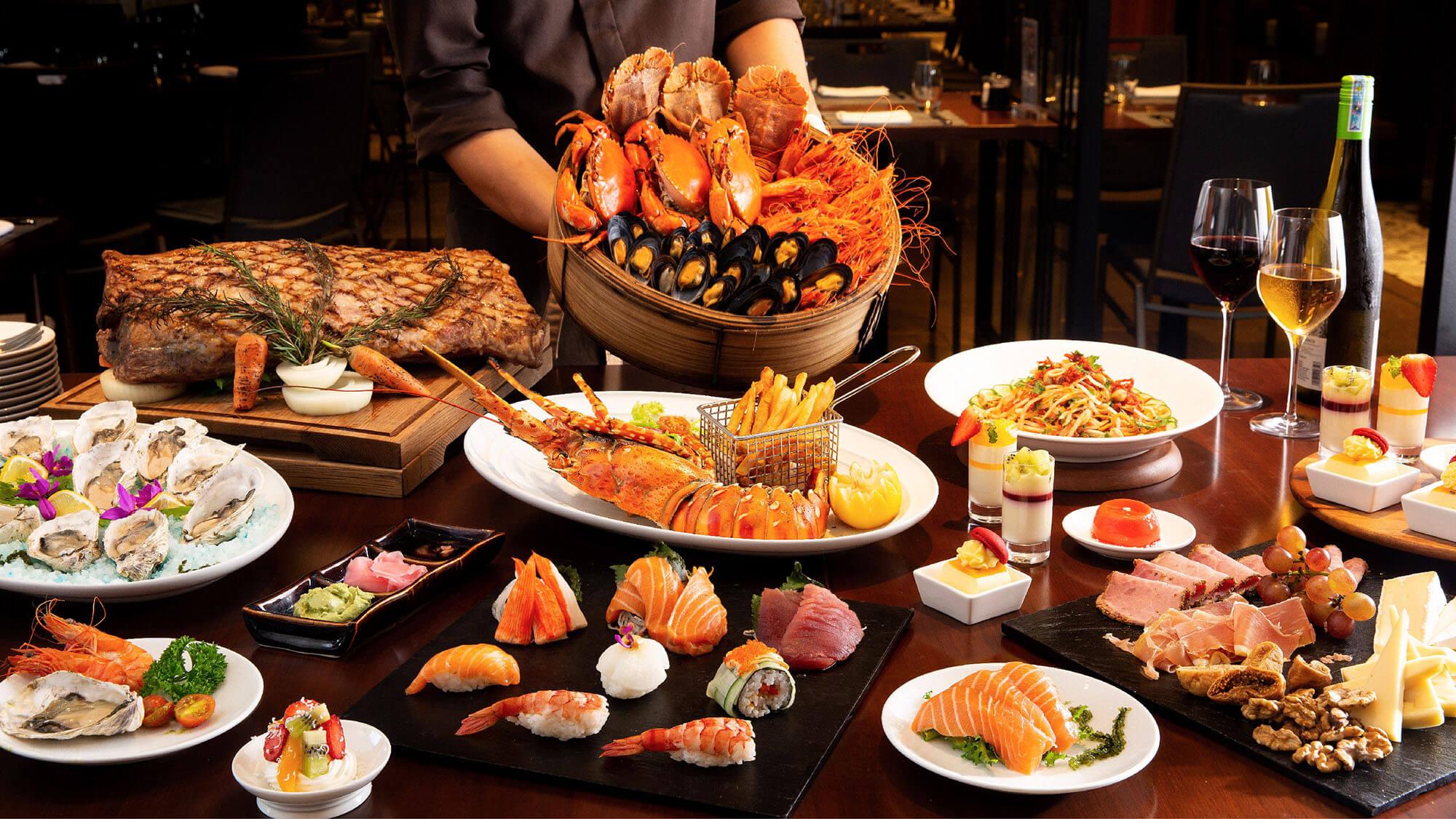 Seafood Buffet Hilton Da Nang Cac Su Kien Noi Bat Da Nang Thang 11 Chao Mua Dong