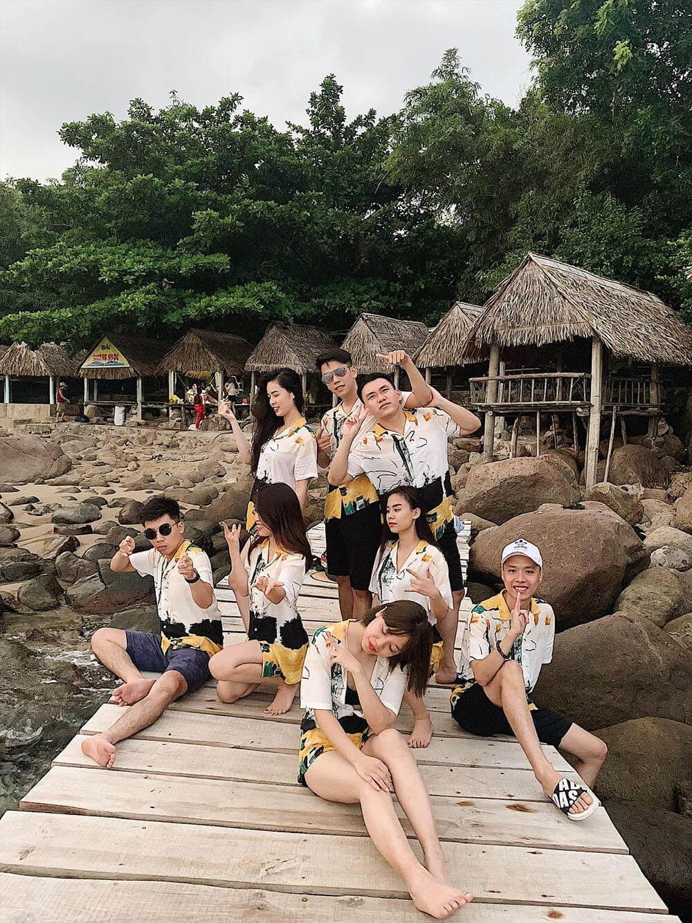 Bai Da Obama Review Lich Trinh Da Nang Hoi An 5n4d Phu Hop Voi Nhom Ban Than