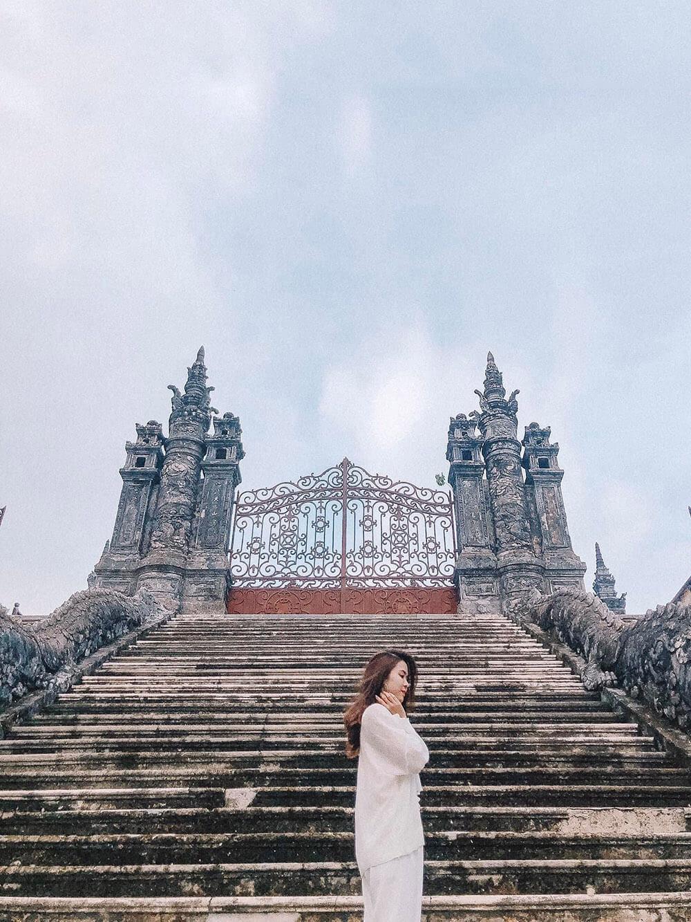 Lang Khai Dinh Review Hue Da Nang Hoi An Ninh Binh 7n7d Chi Voi 8 Trieu Tin Duoc Khong