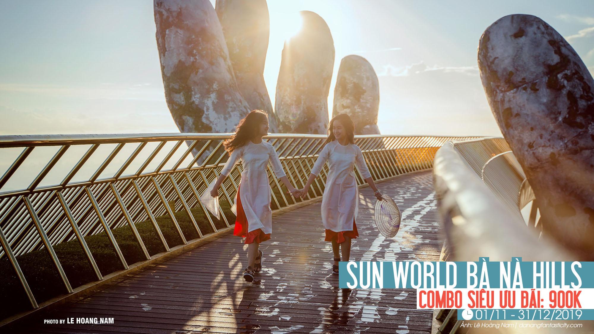 Sun World Ba Na Hills Combo Sieu Uu Dai