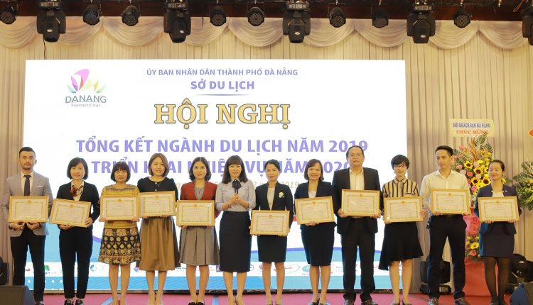 5 Hoi Nghi Tong Ket Nganh Du Lich Da Nang Nam 2019 Trien Khai Nhiem Vu Nam 2020 07