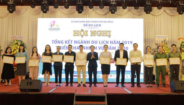 6 Hoi Nghi Tong Ket Nganh Du Lich Da Nang Nam 2019 Trien Khai Nhiem Vu Nam 2020 07