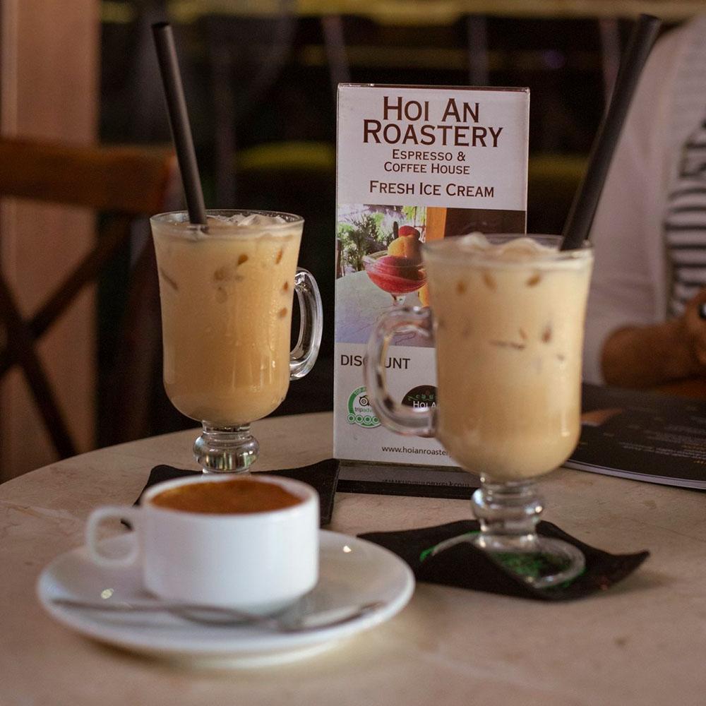 Hoi An Roastery Review Da Nang Hue Hoi An 5n4d Chuyen Di Thanh Xuan Cua Nhom Ba Con Ca Duoi