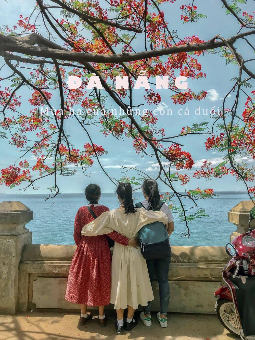 Chua Linh Ung Review Da Nang Hue Hoi An 5n4d Chuyen Di Thanh Xuan Cua Nhom Ba Con Ca Duoi 01