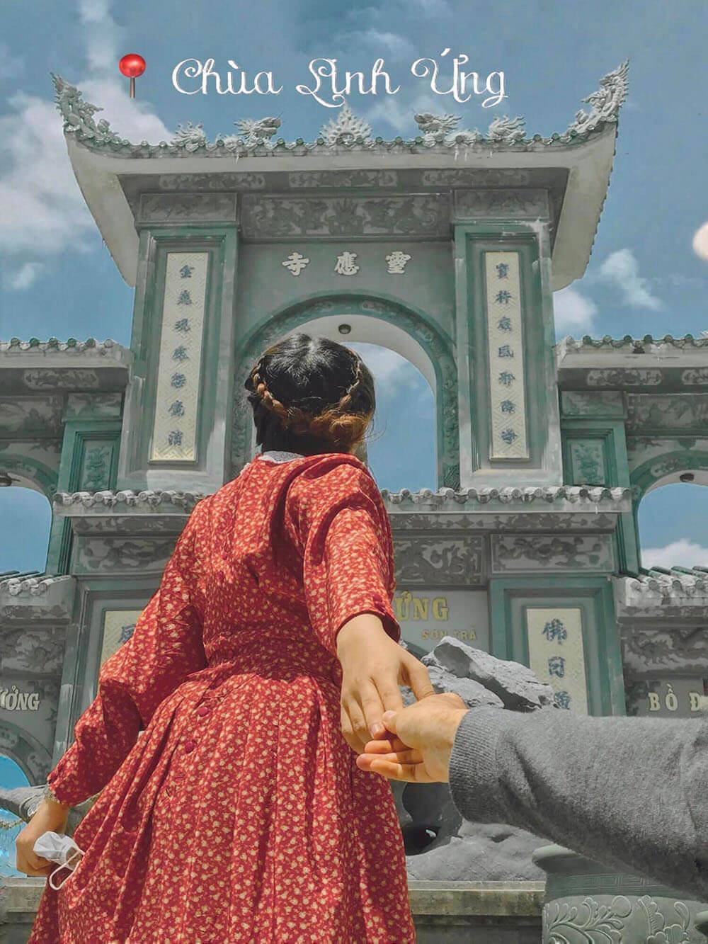 Chua Linh Ung Review Da Nang Hue Hoi An 5n4d Chuyen Di Thanh Xuan Cua Nhom Ba Con Ca Duoi