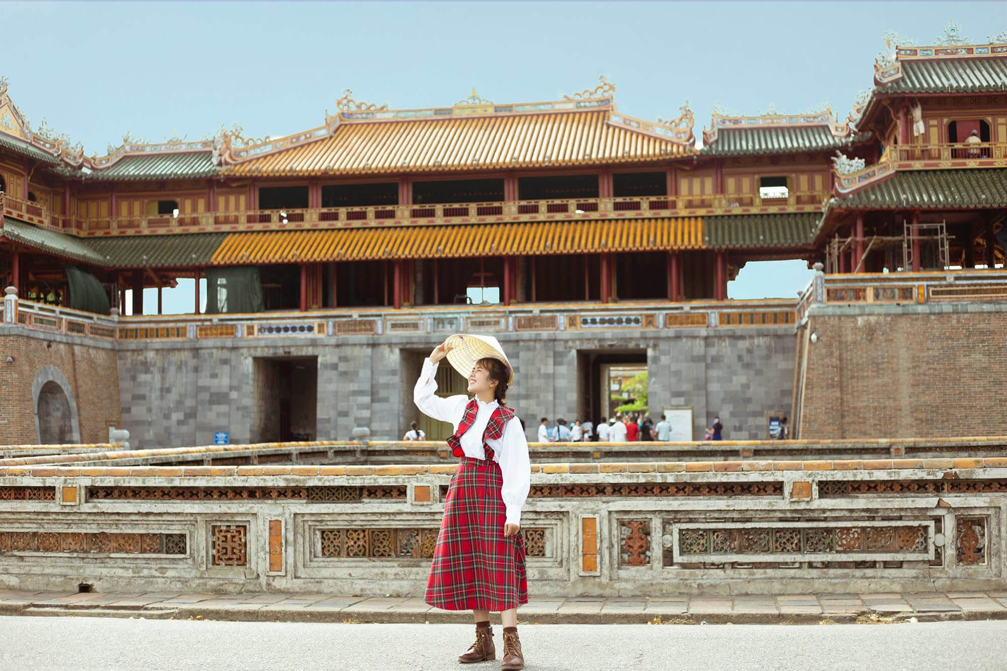 Dai Noi Hue Review Da Nang Hue Hoi An 5n4d Chuyen Di Thanh Xuan Cua Nhom Ba Con Ca Duoi 02