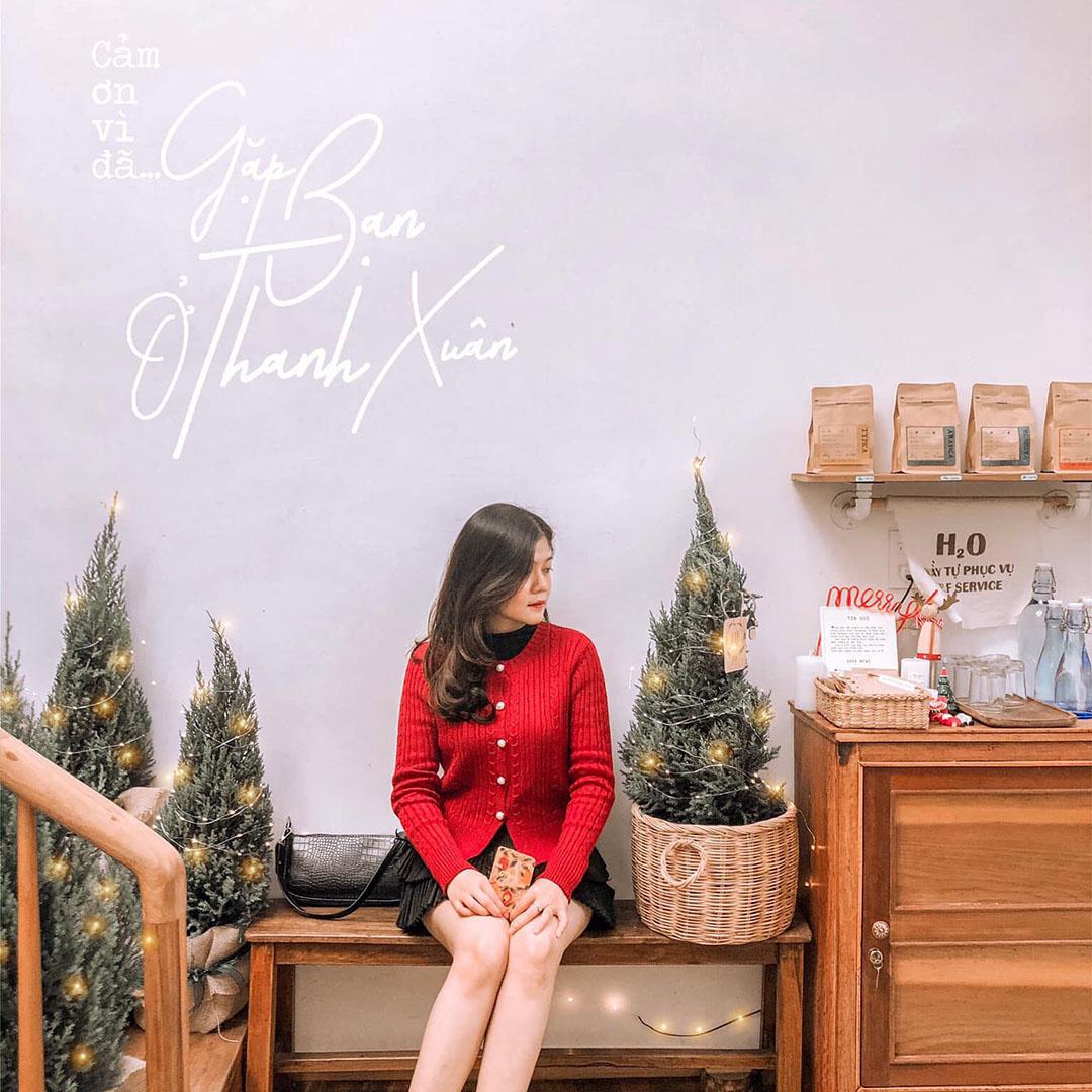 Dau Ngot Cafe N Souvenir 92 Duong Dinh Nghe 7 Quan Cafe Don Noel Dep Rung Tim O Da Nang