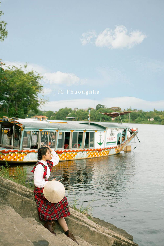 Di Thuyen Song Huong Review Da Nang Hue Hoi An 5n4d Chuyen Di Thanh Xuan Cua Nhom Ba Con Ca Duoi 01