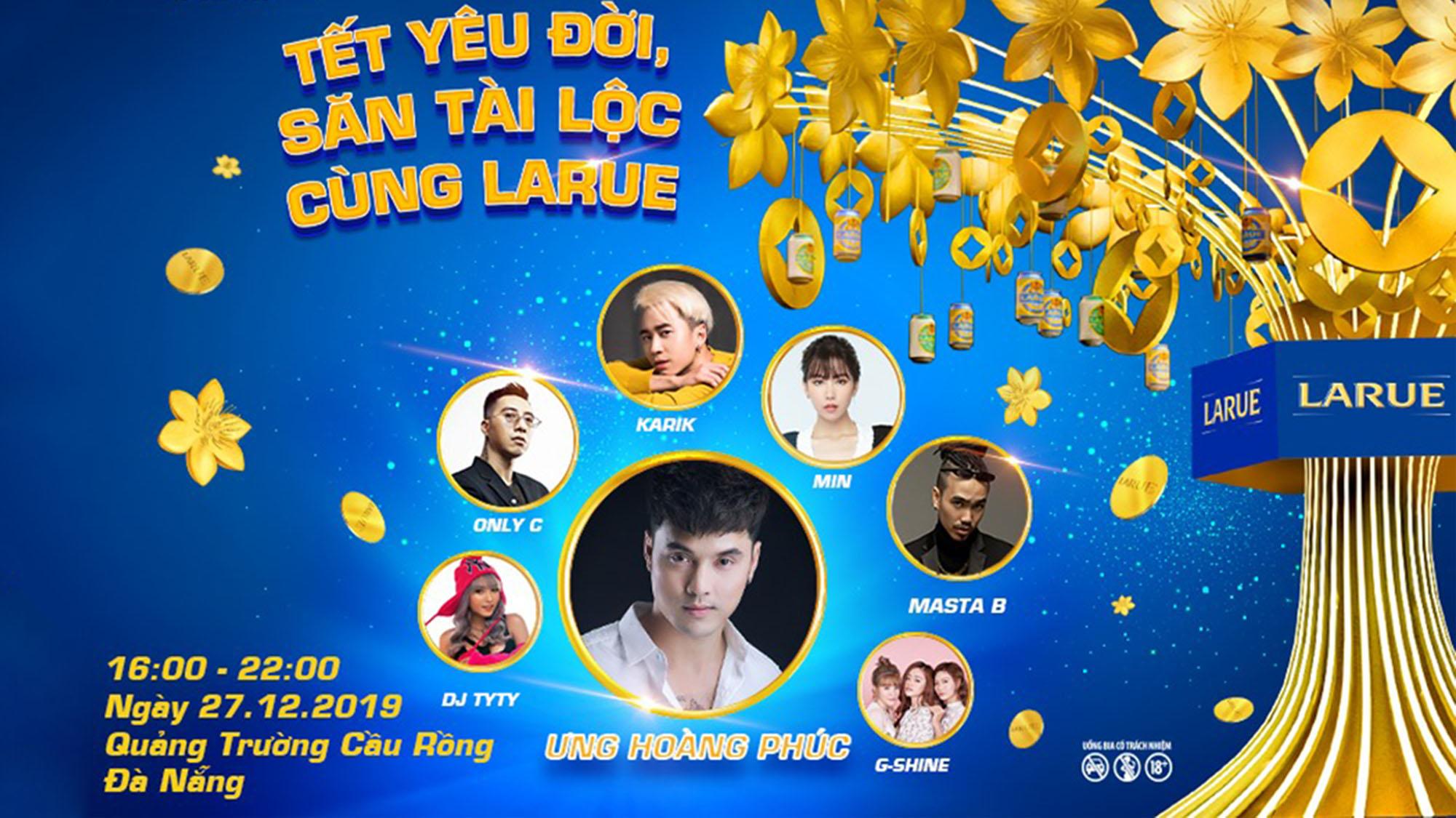 Tet Yeu Doi San Tai Loc Cung Larue