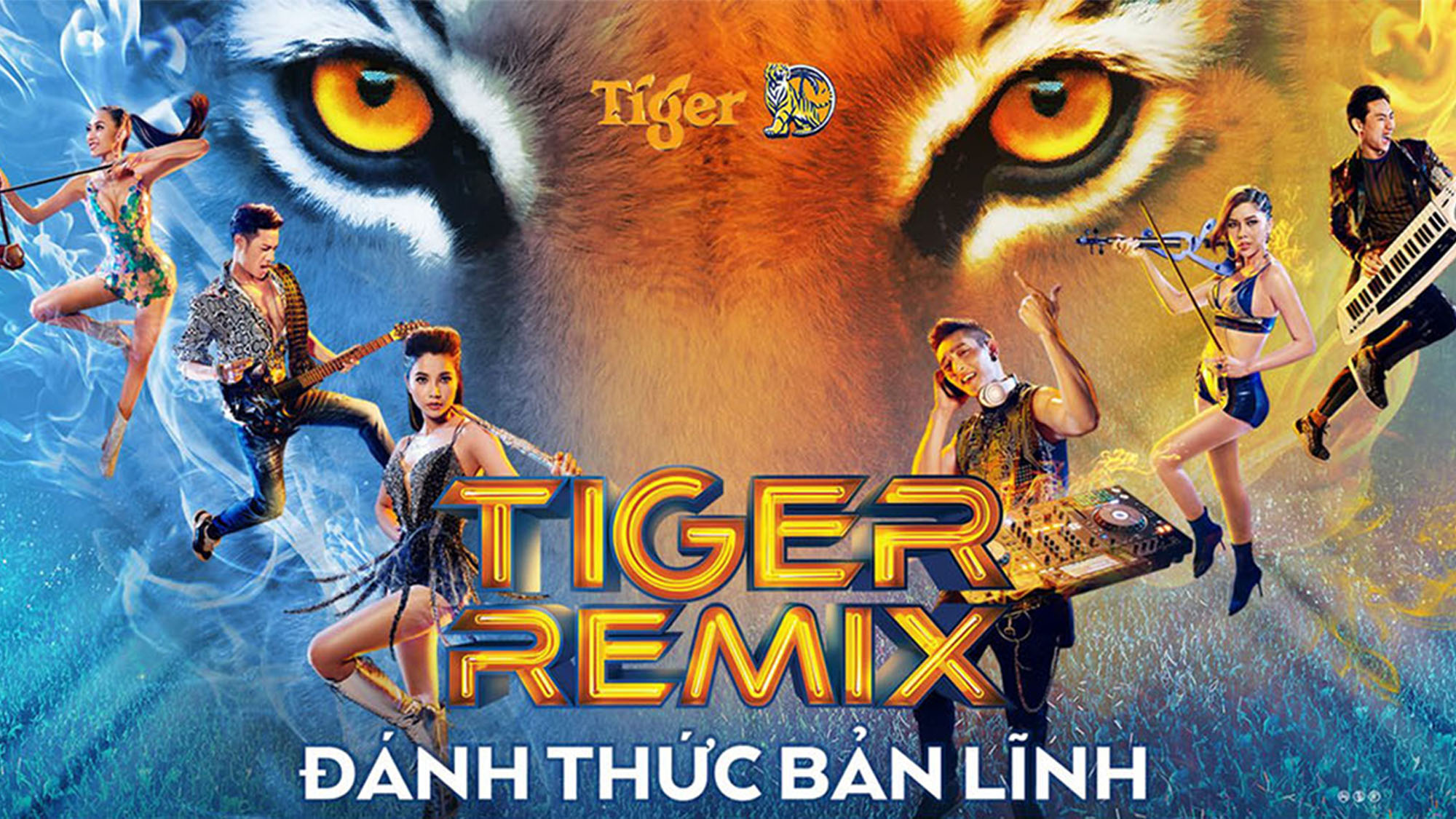 Tiger Remix Da Nang 2020