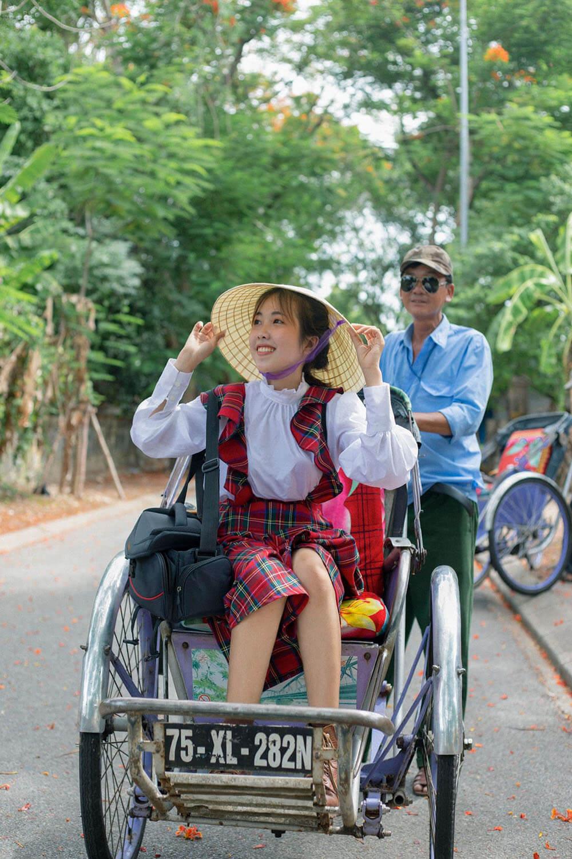 Xich Lo Hue Review Da Nang Hue Hoi An 5n4d Chuyen Di Thanh Xuan Cua Nhom Ba Con Ca Duoi