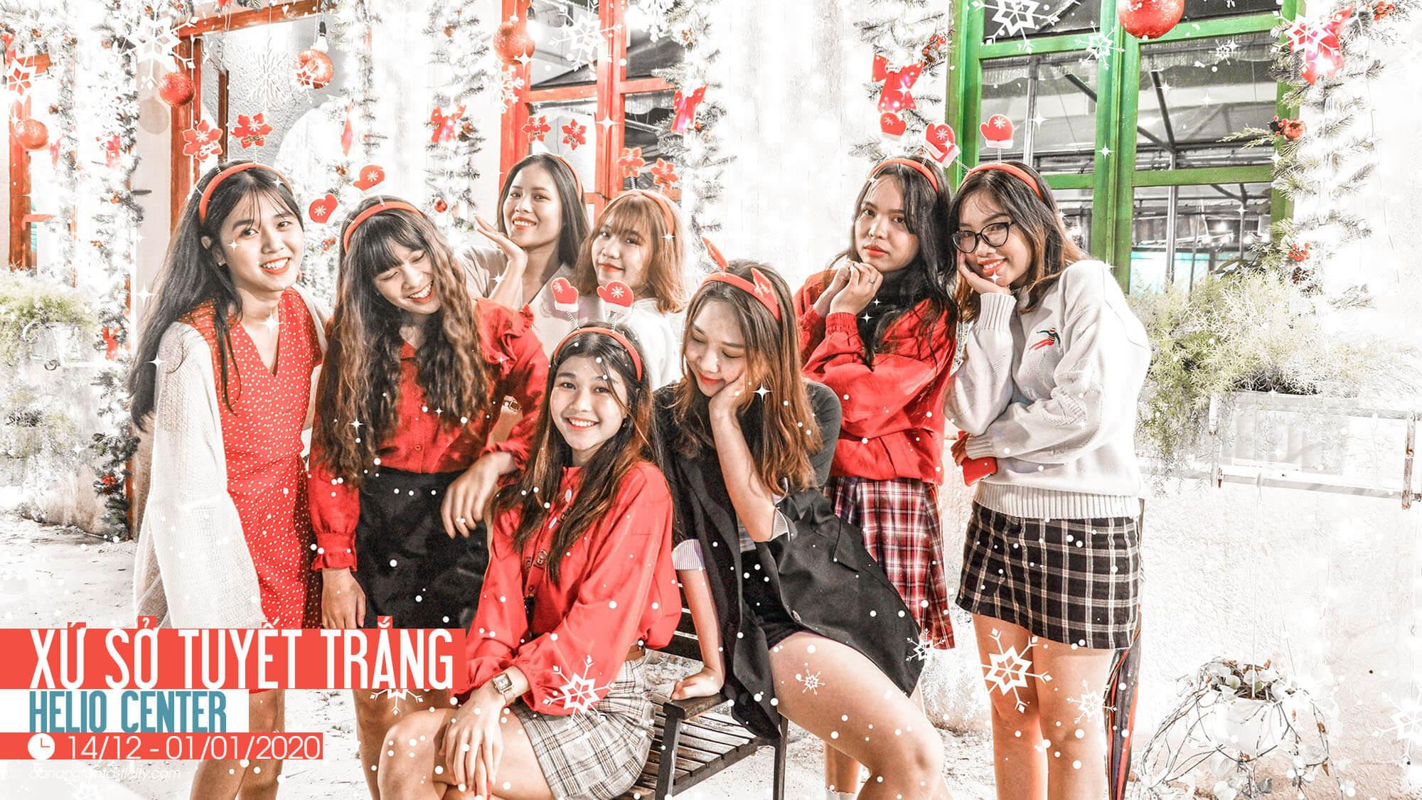 Xu So Tuyet Trang Helio Center Cac Su Kien Noi Bat Da Nang Thang 12 2019 Chao Nam Moi 01