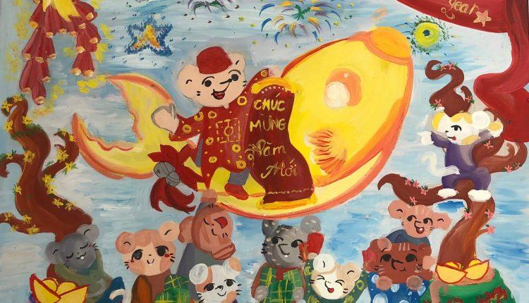 Ông Táo Về Trời Nguyễn Ngọc Xuân Giao Trường Thcs Kim Đồng