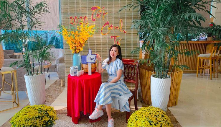 Don Xuan Canh Ty Check In Nhu Y Tai Khach San Diamond Sea 011