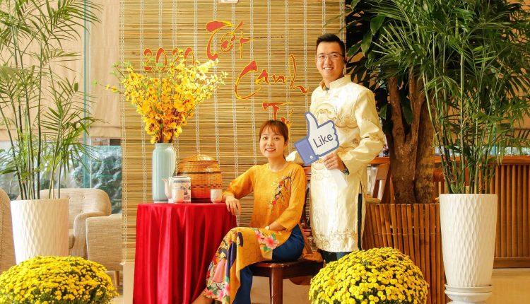 Don Xuan Canh Ty Check In Nhu Y Tai Khach San Diamond Sea 06