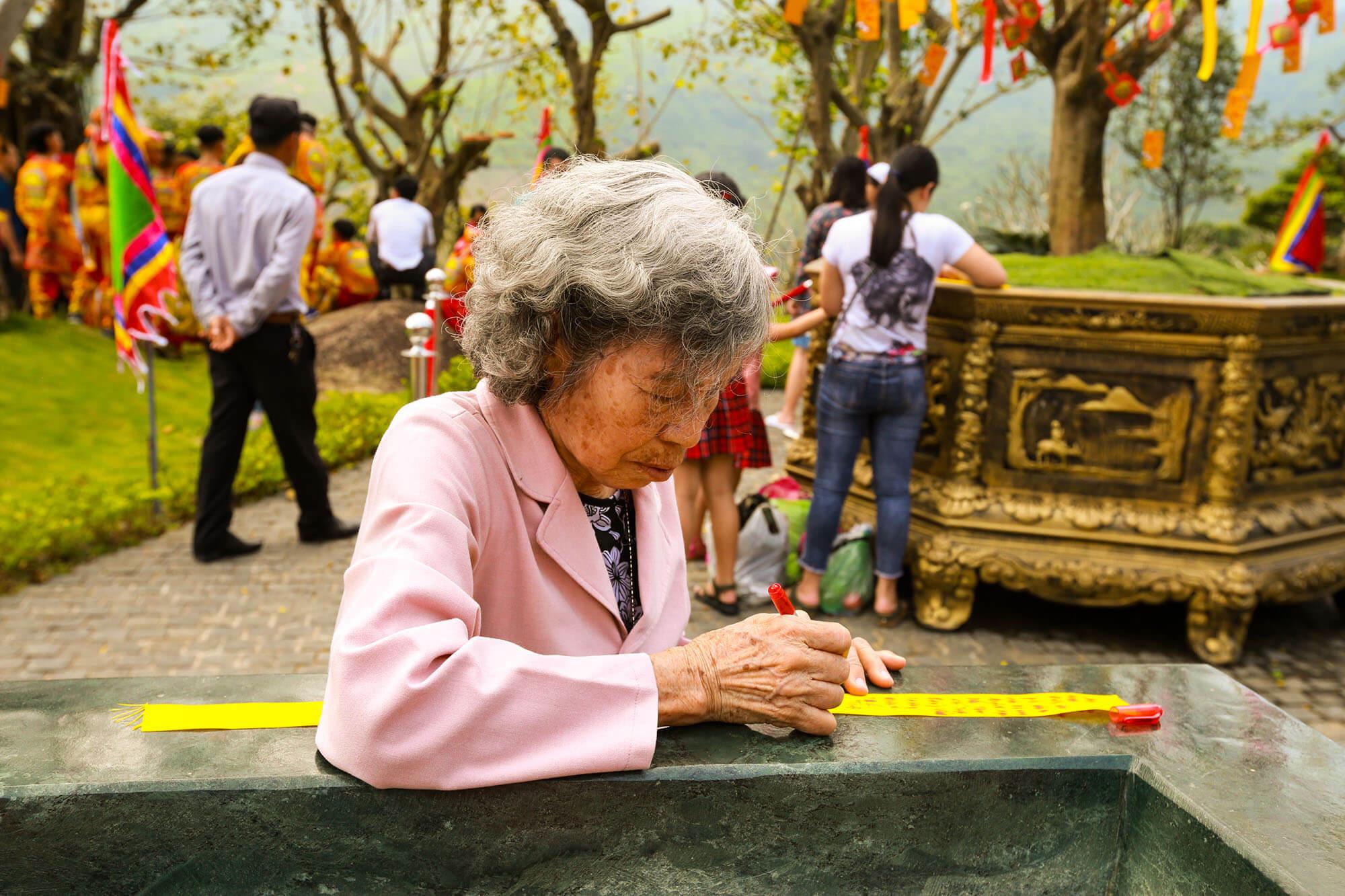 Le Hoi Than Tai Mung Xuan Canh Ty Tai Khu Du Lich Nui Than Tai Da Nang 06