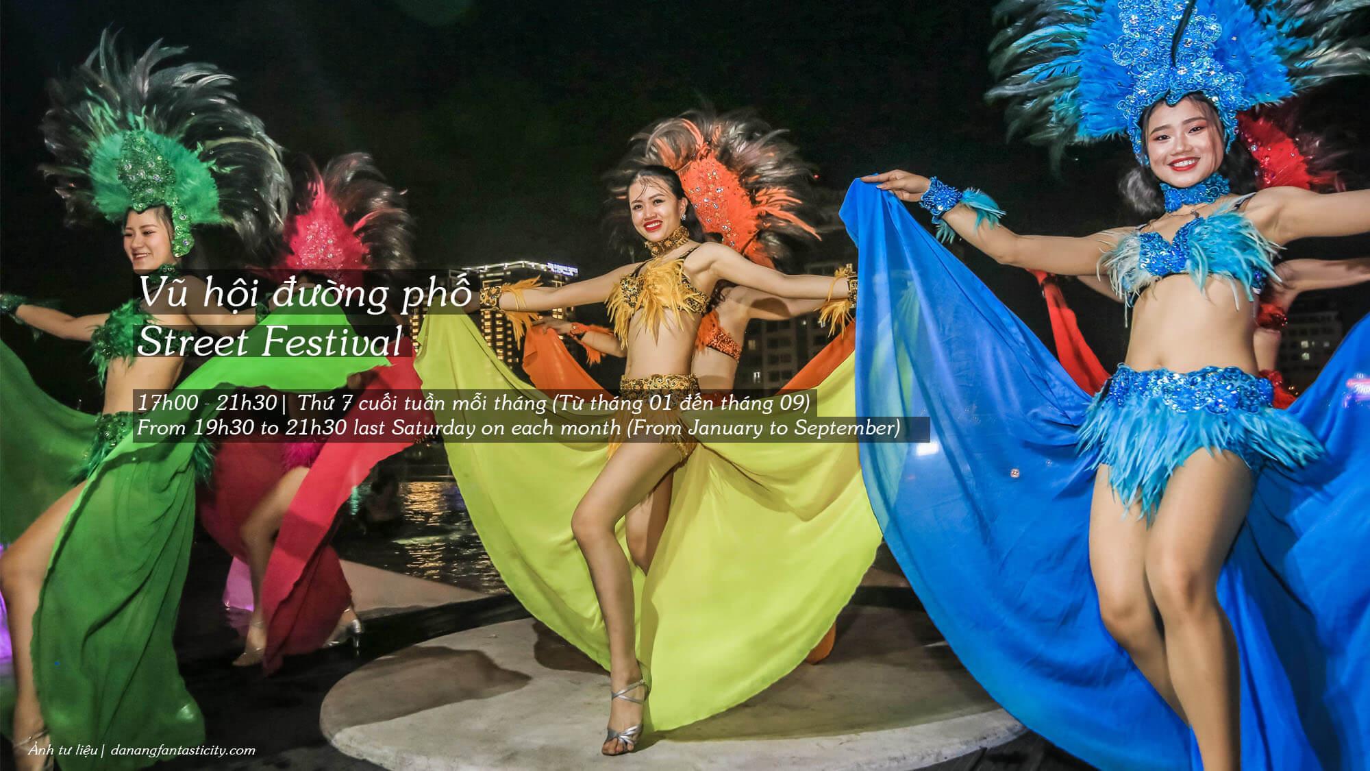 Các Hoạt Động Văn Hóa – Lễ Hội Hai Bên Bờ Sông Hàn Năm 2020