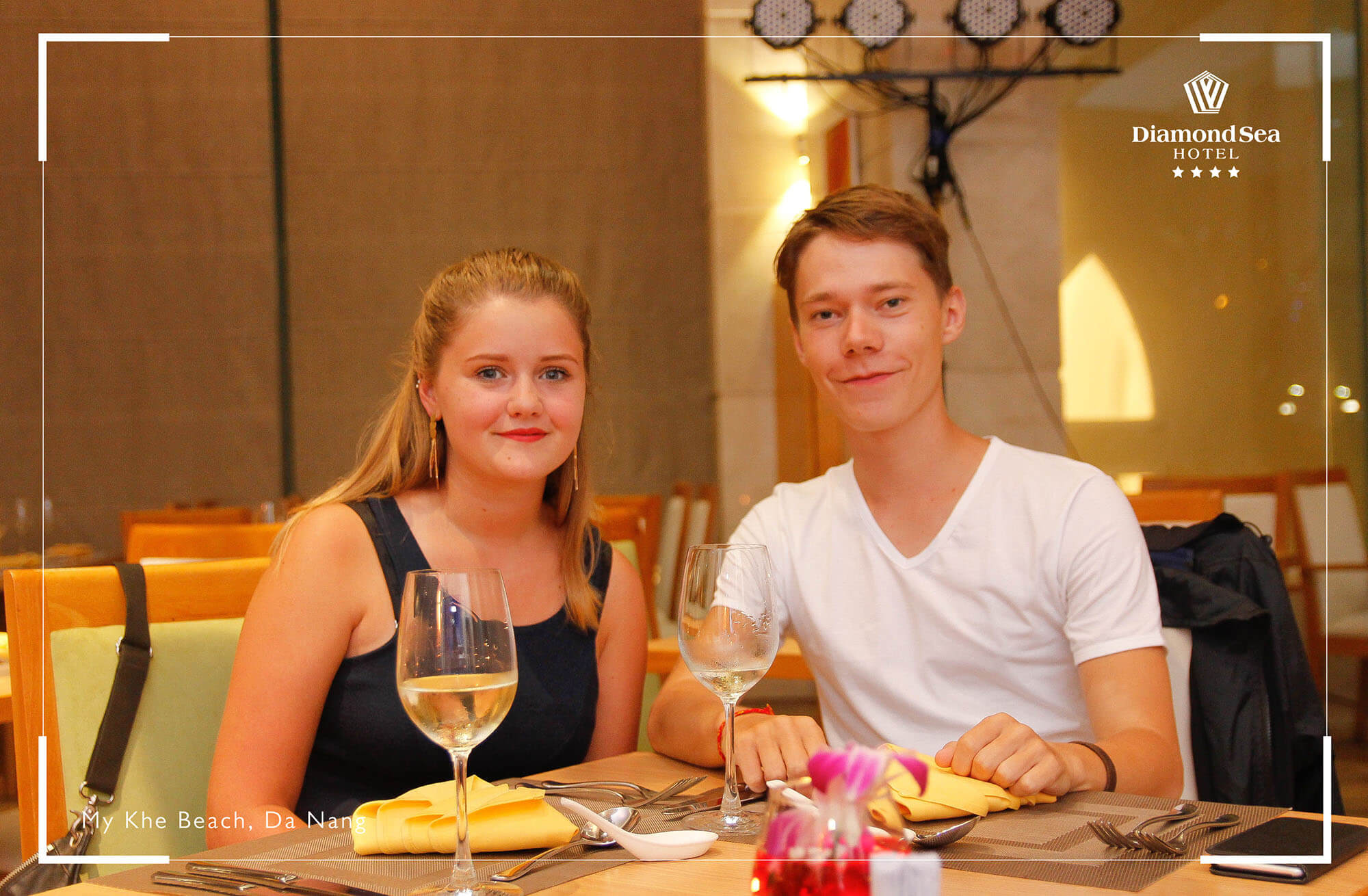 Goi Couples Escape Va Le Tinh Nhan 14 02 Lang Man Tai Diamond Sea Hotel Danang 01
