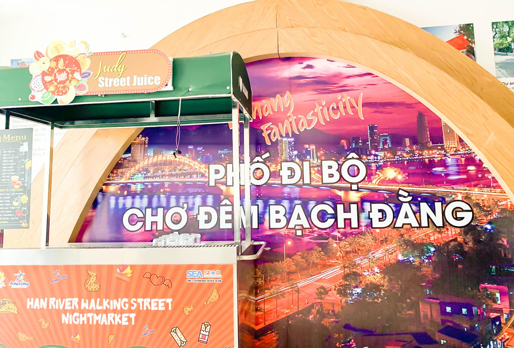 Đà nẵng sẽ có Phố Đi Bộ – Chợ Đêm Bạch Đằng vào Ngày 29/03