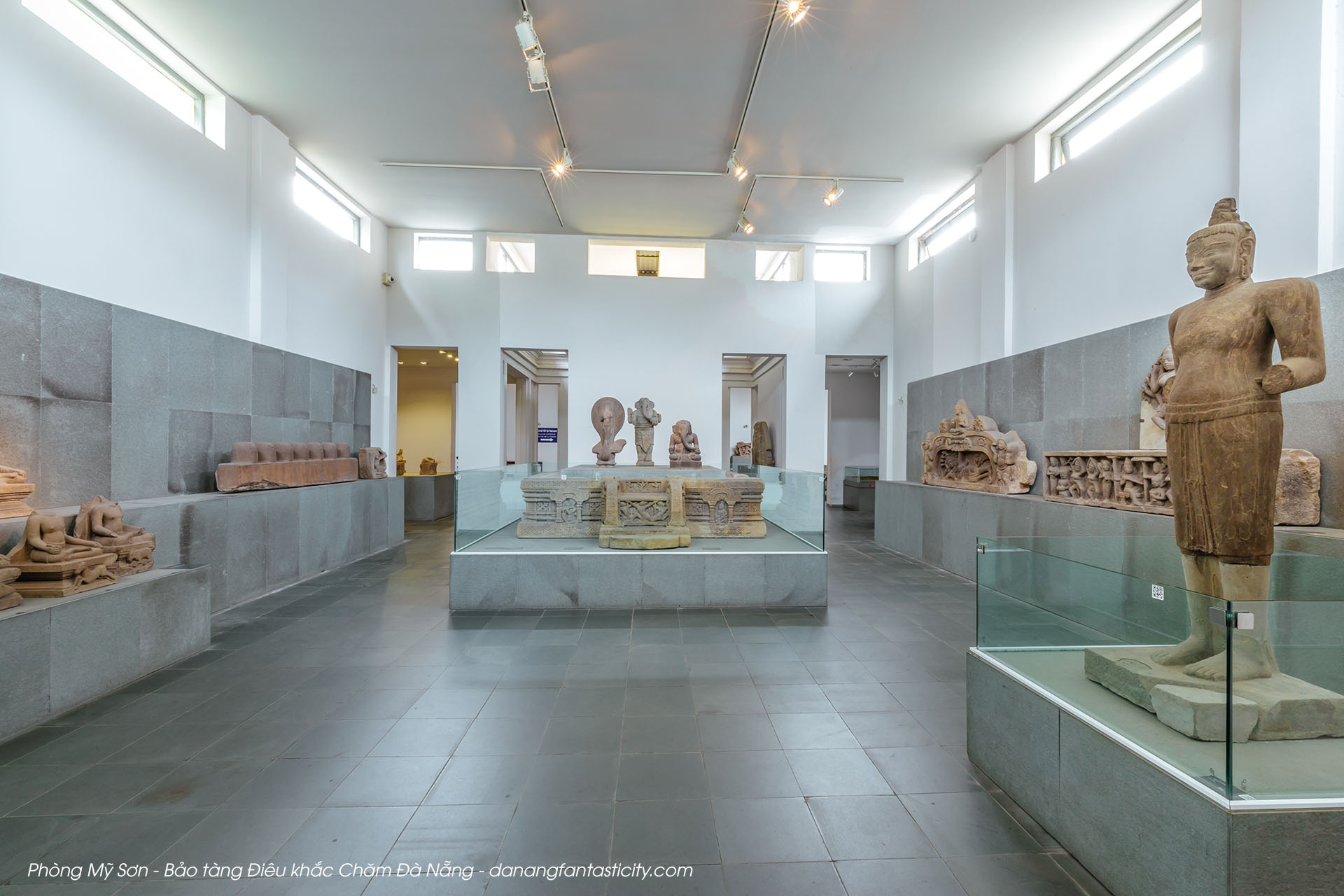 3d Scanning Trial Experience Explore The Timeless Values At Danang Musem Of Cham Sculpture 01
