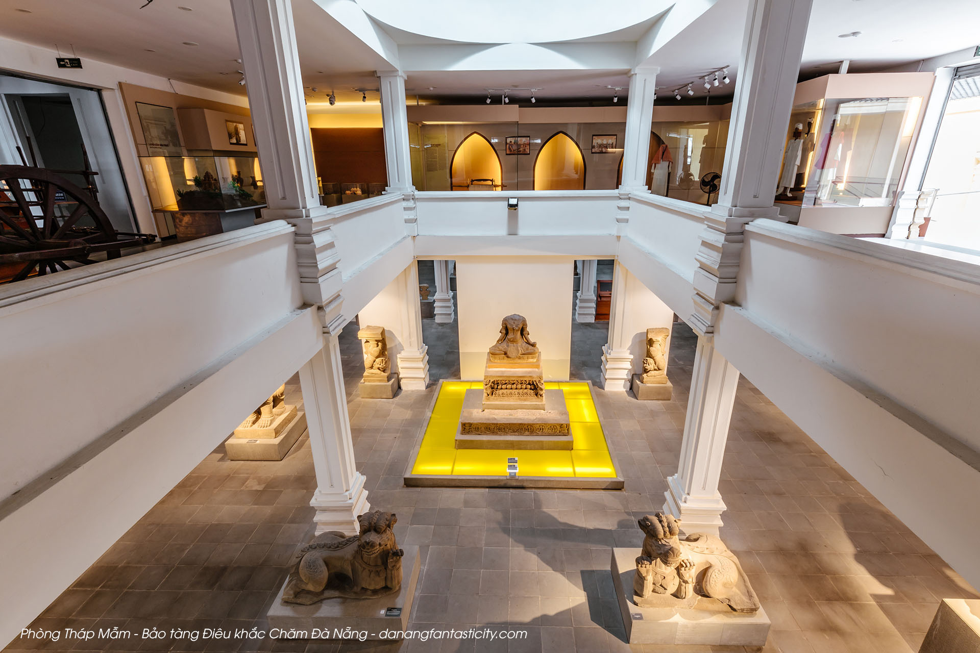 3d Scanning Trial Experience Explore The Timeless Values At Danang Musem Of Cham Sculpture 02