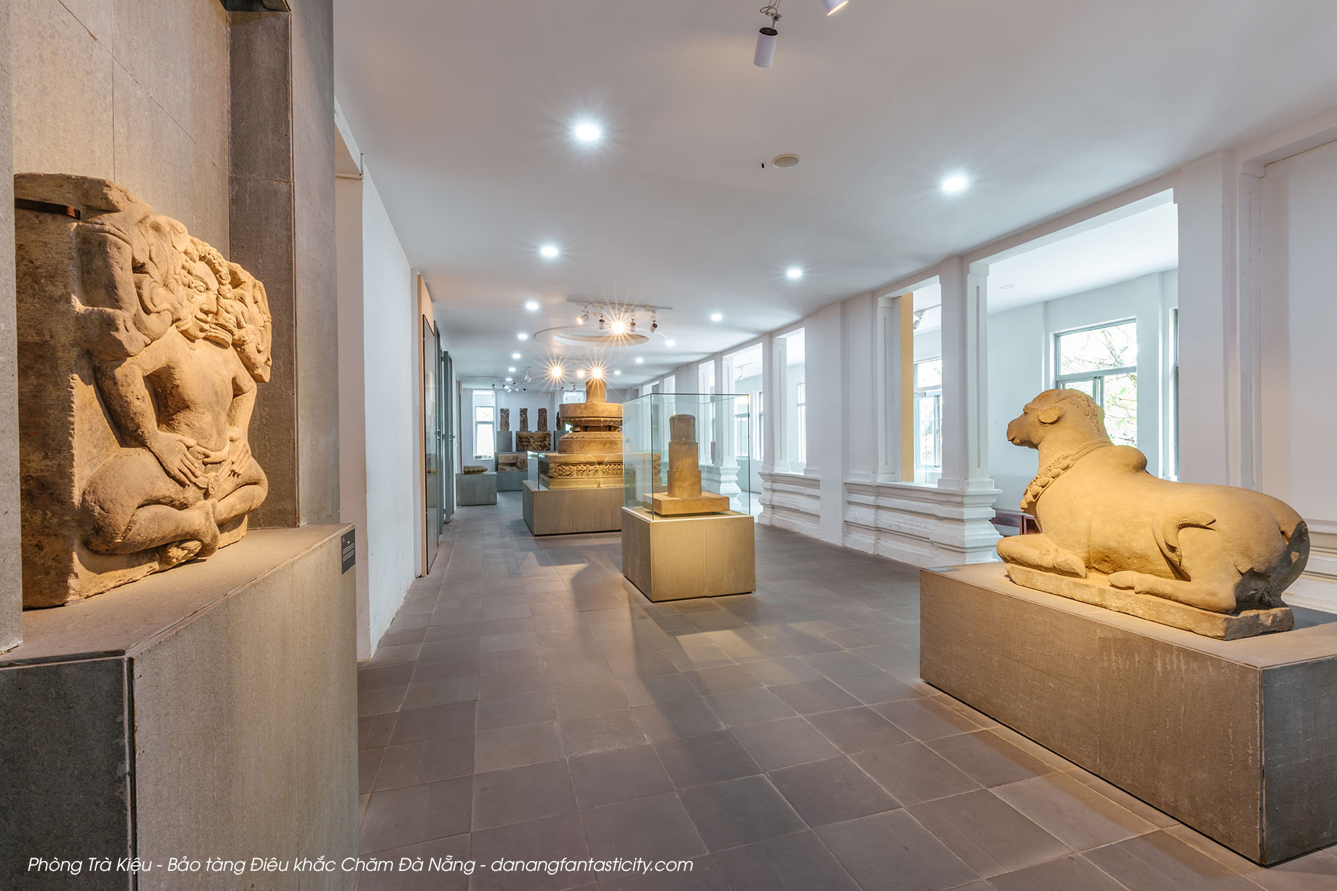 3d Scanning Trial Experience Explore The Timeless Values At Danang Musem Of Cham Sculpture 03