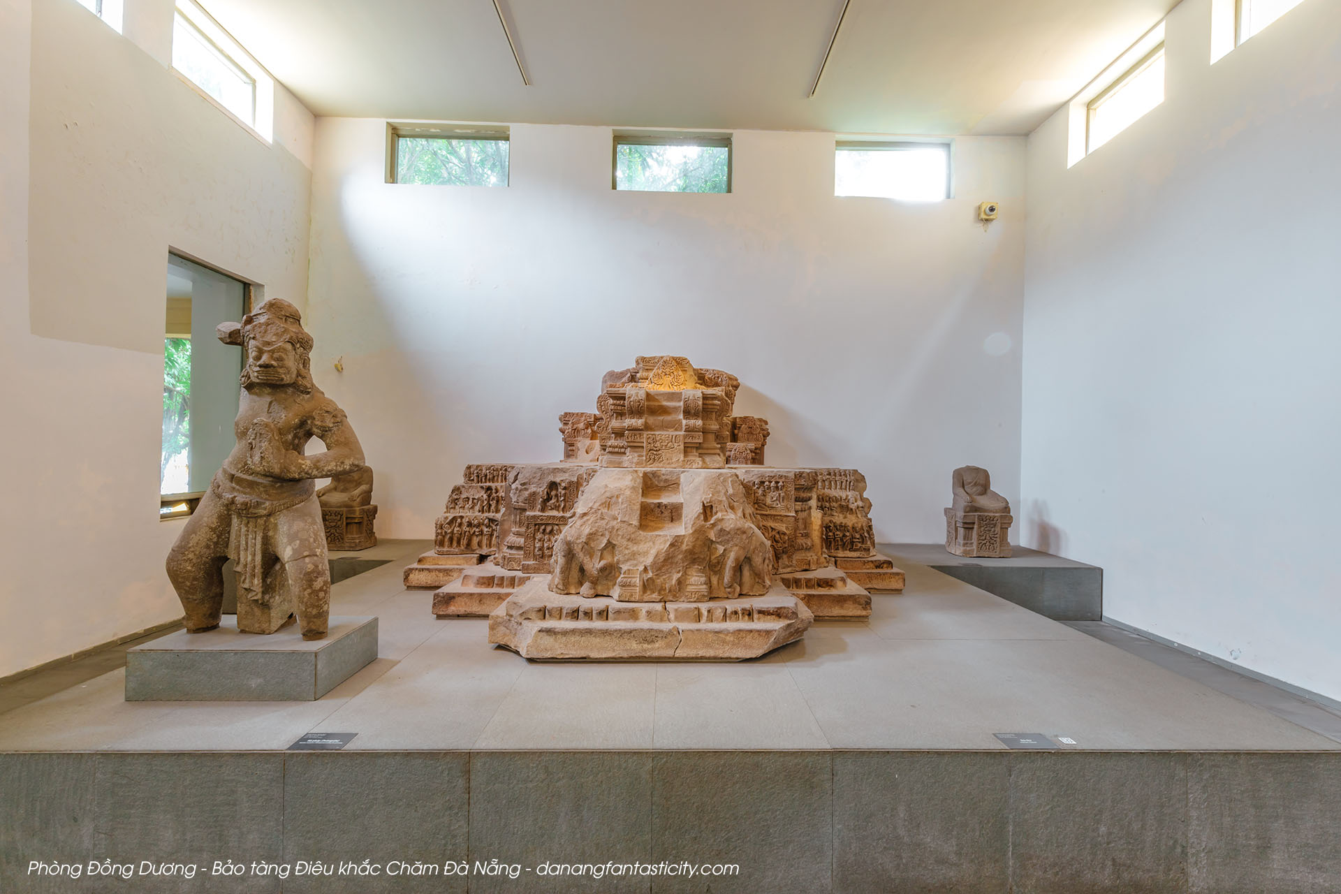 3d Scanning Trial Experience Explore The Timeless Values At Danang Musem Of Cham Sculpture 07
