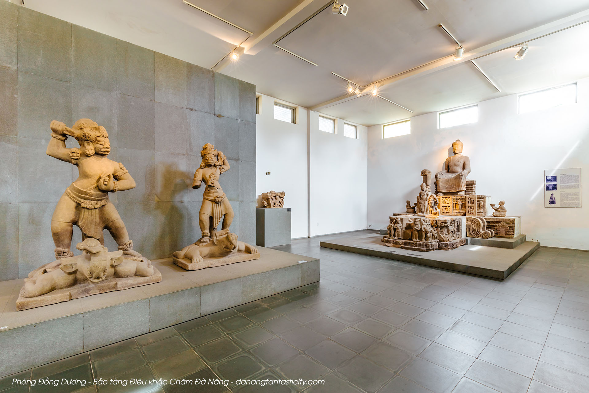 3d Scanning Trial Experience Explore The Timeless Values At Danang Musem Of Cham Sculpture