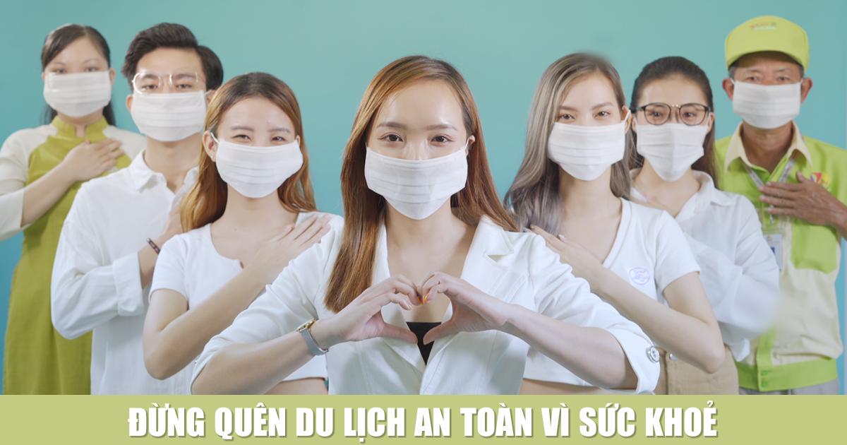Videoclip Tre Trung Va Nhe Nhang Voi Thong Diep Dung Quen Du Lich An Toan Vi Suc Khoe Trong Chien Dich Danang Miss You Thumb1