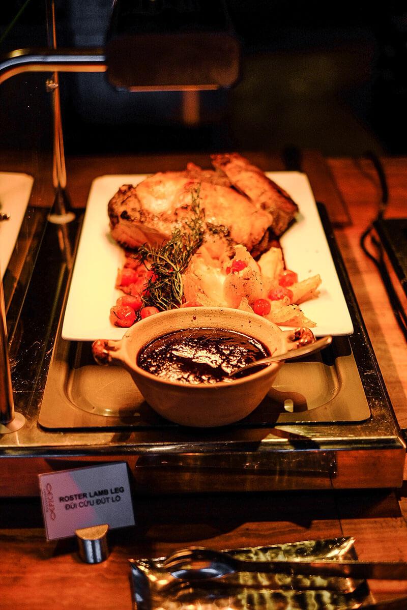 Saturday Seafood Bbq Meat Buffet At Pullman Danang Beach Resort Is Back 08